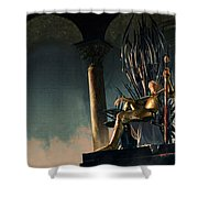 A Song Of Ice And Fire Shower Curtain