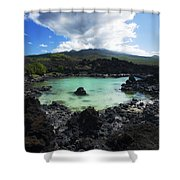 Ahihi Kinau Natural Reserve Shower Curtain