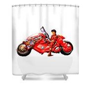 Akira Shower Curtain