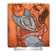 Amuweese - Tile Shower Curtain