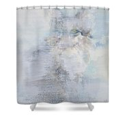 An Unchanging Will Shower Curtain