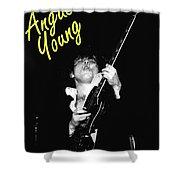 Angus In Spokane 2 Shower Curtain