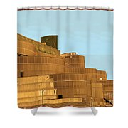 Atalantic America Board Walk And Architecture July 2015 Photography By Navinjoshi At Fineartamerica. Shower Curtain