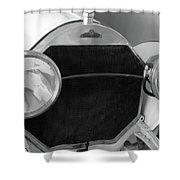Automobile Of The Past Shower Curtain