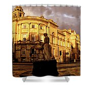 Bath England United Kingdom Uk Shower Curtain