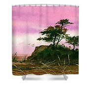 Beautiful Shore Shower Curtain