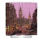 Big Ben London England Shower Curtain
