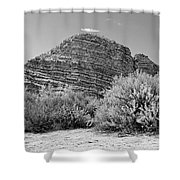 Big Bend National Park Shower Curtain