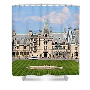 Biltmore House Shower Curtain