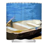 Boat 1 Shower Curtain