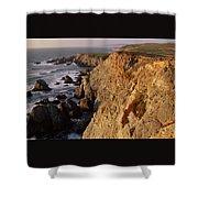 Bodega Head Shower Curtain