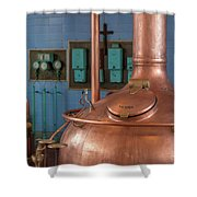 Brewhouse Shower Curtain