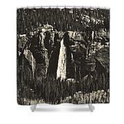 Bridal Veil Falls Shower Curtain