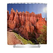 Bryce Canyon Shower Curtain