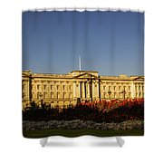 Buckingham Palace. Shower Curtain