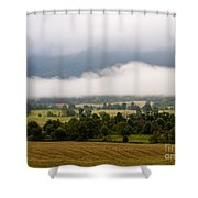 Cades Cove. Shower Curtain