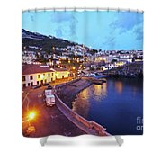 Camara De Lobos, Madeira Shower Curtain