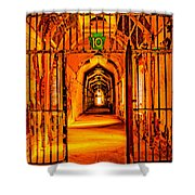 Cell Block 10 Shower Curtain