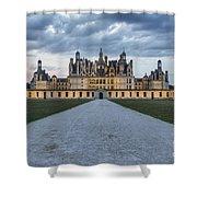 Chambord Castle Shower Curtain