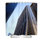 Chase Tower Chicago  Shower Curtain