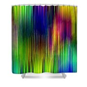 Cinetism - Abstract Shower Curtain