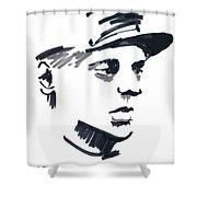 Civil War Soldier Shower Curtain