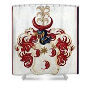 Coat Of Arms. Shower Curtain