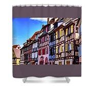 Colmar - France Shower Curtain