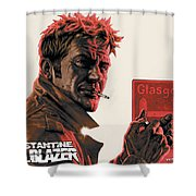 Constantine Shower Curtain