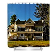 Country Estate Shower Curtain