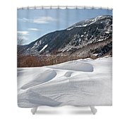 Crawford Notch State Park  - White Mountains New Hampshire  Usa Shower Curtain