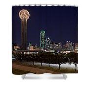 Dallas - Texas Shower Curtain