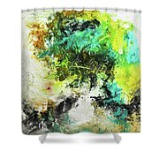 Deep Love Shower Curtain