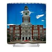 Denver's East High School Shower Curtain
