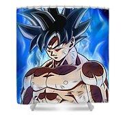 Dragon Ball Super - Goku Shower Curtain