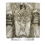 2 Dreaming... Shower Curtain