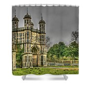 Eastwell Towers Shower Curtain