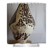 Eden - The Tree Of Life Shower Curtain