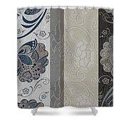 Elegante Iv Shower Curtain