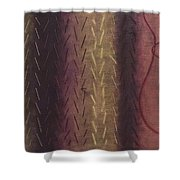 Embodiment - Divine Source Shower Curtain