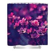 flower Image Shower Curtain