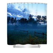 Fog Shower Curtain