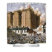 French Revolution, 1789 Shower Curtain