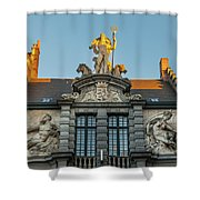 Ghent 1 Shower Curtain