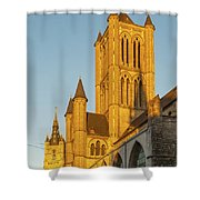 Ghent2 Shower Curtain
