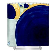 Giant Series Shower Curtain