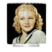 Ginger Rogers, Legend Shower Curtain