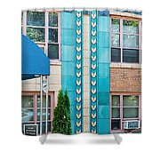 Gramercy House Shower Curtain