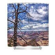 Grand Canyon National Park - South Rim Shower Curtain