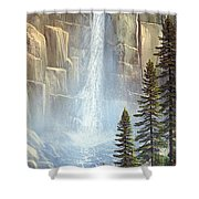 Great Falls Shower Curtain